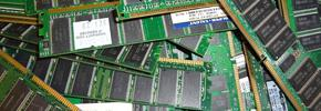 Prices for Memory modules for PC and laptops, photo