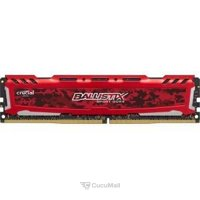 Memory modules for PC and laptops Crucial 4GB DDR4 2400MHz (BLS4G4D240FSE)