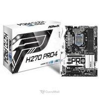 Motherboards ASRock H270 Pro4