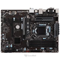 Motherboards MSI Z270-A PRO