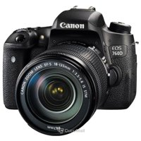Photo Canon EOS 760D Kit