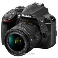 Photo Nikon D3400 Kit