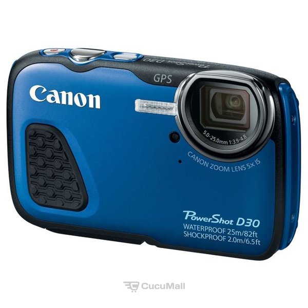 Canon PowerShot D30 - find, compare prices and buy in Dubai, Abu