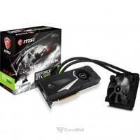 Graphics card MSI GeForce GTX 1080 SEA HAWK X