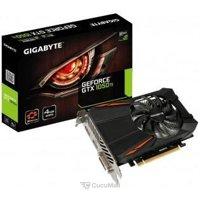 Graphics card Gigabyte GeForce GTX 1050 Ti D5 4Gb (GV-N105TD5-4GD)