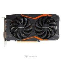 Graphics card Gigabyte GeForce GTX 1050 Ti G1 Gaming 4Gb (GV-N105TG1 GAMING-4GD)