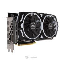 Photo MSI GeForce GTX 1060 ARMOR 3G OCV1
