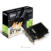 Graphics card MSI GeForce GT 710 H2D 2GB (GT 710 2GD3H H2D)