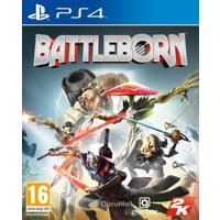 Games for consoles and PC Battleborn (PS4)