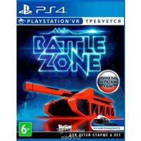 Games for consoles and PC Battlezone (PS4, VR)